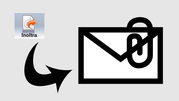 Inoltra un'e-mail