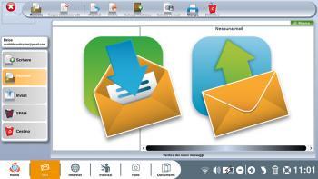 Configurazione della casella di posta elettronica
